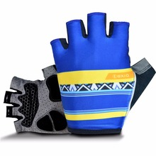 New 2018 Breathable Short Finger Cycling Gloves