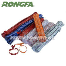 Farm Use Waterproof High quality Paper Printed vegetable twist tie