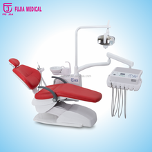 Hydraulic completed dental chair integrate dental unit with built-in scaler dentist chair price