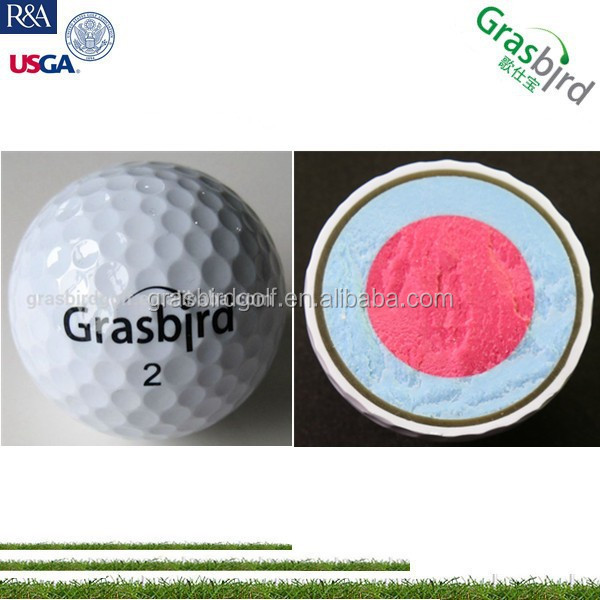 professional unique maker 4-piece tournament golf ball