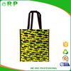 Promotion supermarket price pp woven foldable reusable shopping bag