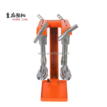 boot shoe stretching machine