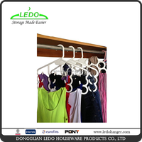 Plastic Tank Top Hangers, Strappy Dress Hangers/.