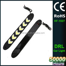 LED Daytime Running light Bendable Car styling Waterproof COB Day time Lights flexible LED DRL Bulbs Driving lamp