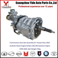 2WD 33030-71200 /OW420/3D770 transmission for Toyota Hilux 2WD
