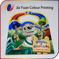 colorful educational china cheap price hangzhou hardcover childrens book