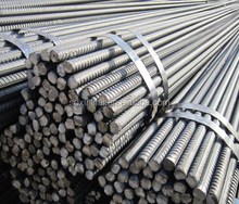 high tensile deformed steel rebar, iron rods for building construction, factory price