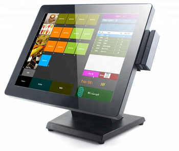 High Quality Windows pos terminal 15inch all in one Point of Sale POS system