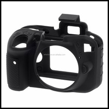 Fashion durable silicone camera protect case for Canon