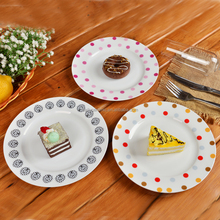 ceramic plate, porcelain plates, printing ceramic soup plates dishes
