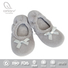 Disposable Hotel Coral Fleece Slipper/Soft Nude Chinese Women Slipper/High Quality Hotel Terry Cloth SPA Quiet Indoor Man Slippe