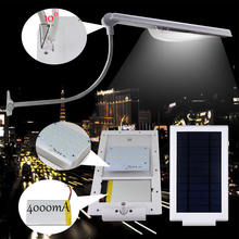 Y-SOLAR SL1-1-24 24 LED IP65 Waterproof Solar Lamp with Rotatable Pole 3.7W LED Street Light for Outdoor Lighting CCC CE RoHS