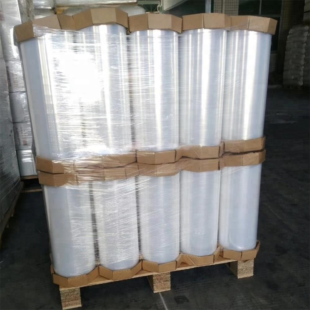 Chinese factory LLDPE stretch <strong>film</strong> /wrap <strong>film</strong> for hand and machine use