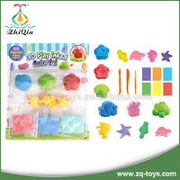 New style wholesale kids color play dough color dough clay modeling for kids