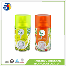 Home automatic 250ml air freshener aerosol spray with cheaper price
