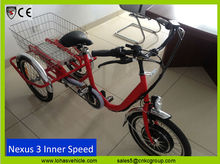 best price electric reverse pedal tricycle ce 250w