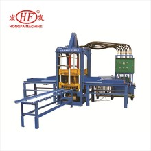 Concrete block interlocking paver mold/cement paving stone mould/hydraform machine for sale