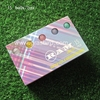 women golf ball multicolor ball