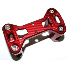 FHBUN015 Motorcycle Clip On For 300 250 ER6N Z800 Red