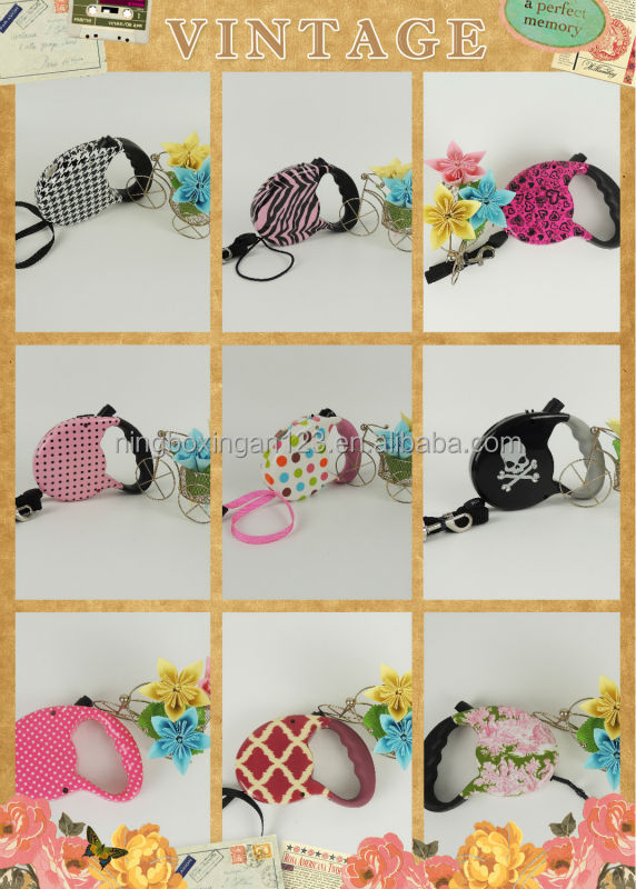 new Fashion Led Light Retractable Dog Leash