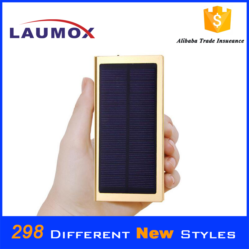 2017 New Products 19V Solar Charger 11200mAh Large Capacity Solar Power Bank for Phone Camera Digital Devices