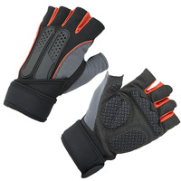 Sport Motorcycle Rider Gloves Dirt Bikes Summer Motorcycle Half Gloves Mens Fingerless Biker