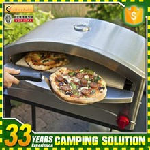 Free standing Small Gas Cooker Pizza Oven China