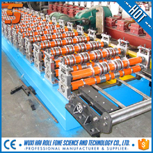 top grade roller steel profile rainwater gutter cold roll forming machine