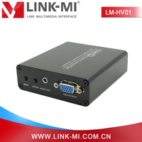 Alibaba China Mini MHL 2.0 / HDMI 1.3 Digital to VGA Analogue Converter Box with Audio