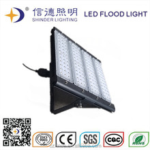 160W LED floodlight led module red tupe for canopy lighting