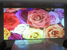 full color video advertising energy saving P10 street indoor led display board