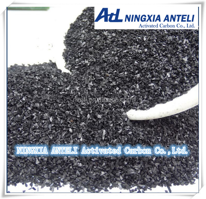 Anthracite coal based granular activated carbon for sale