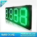 gas station led price digital sign \gas station led price sign \7 segment led gas station sign