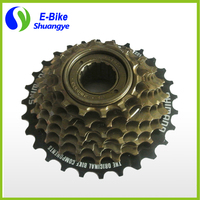 7 Speed electric bicycle freewheel parts for MTB or city bike
