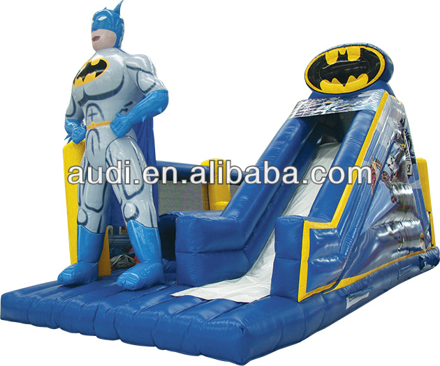 hot sale inflatable batman challenge obstacle course