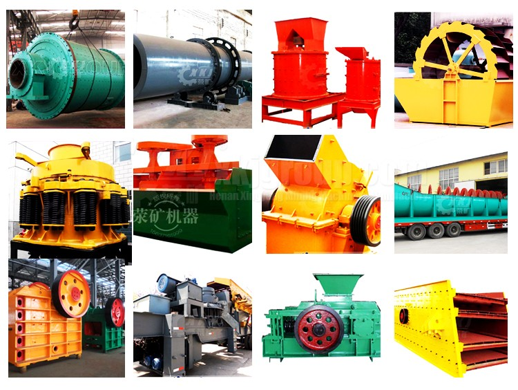 Building material or clay brick roller crusher equipmen