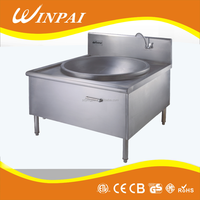 High power Stainless Steel Commercial Induction Pasta Cooker