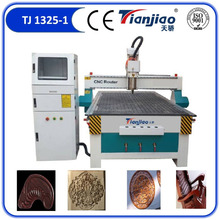CNC Woodworking Engraver Machine wood router vacuum table 3-axis cnc router table For Sale TJ-1325