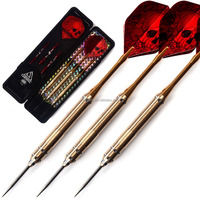 CUESOUL 2016 NEW EDITION Steel Tip Brass Darts set, Excellent game of throw