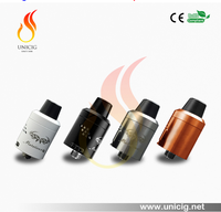 2015 Top Selling Products RDA Rebuildable Mutation x V4 Atomizer Electric Cigarette Rolling Machine Dubai