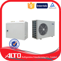 Alto AHH-R120 quality certified economic price heat pump made in China up to 15.3kw/h heat pump air water