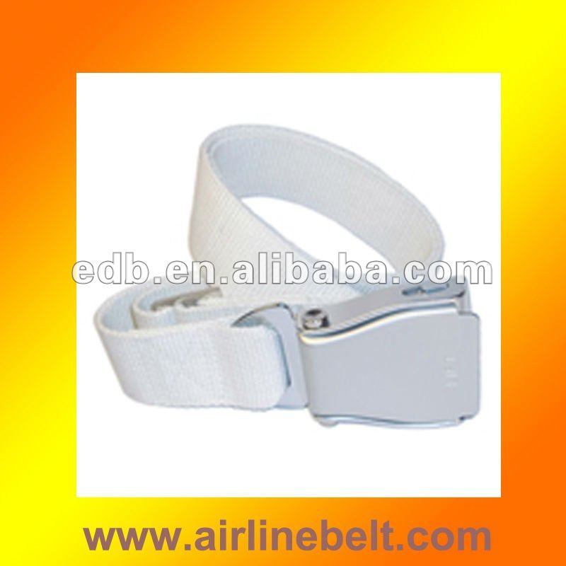 Classic airplane buckle chastity belt
