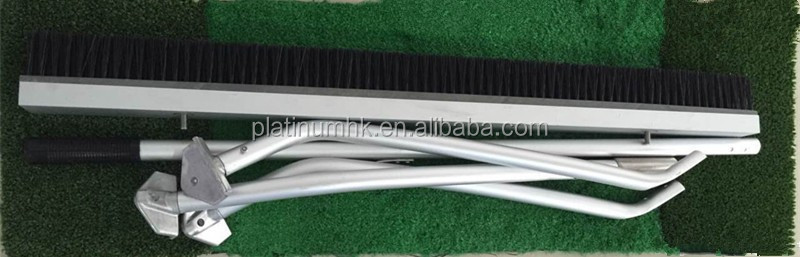 Sand Brush for artificial turf court use