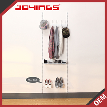 Home Decoration Practical Wall Mounted Metal Shoe Rack