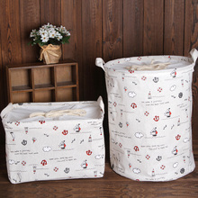High Capacity Reusable Cotton Linen Cigarette Storage Box