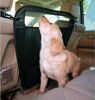 Polyester Car Auto Travel Pet Dog Back Seat Barrier Dog Car Seat Barrier