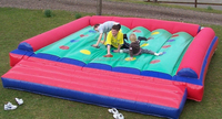 Large Twister Game,Inflatable Jumbo Outdoor Twister ,Latest Large Inflatable Mega