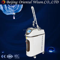 Vagina Tightening Product / US Coherent Metal Tube 10600nm RF Drive Co2 Fractional Laser Vagina Rejuvenation Machine