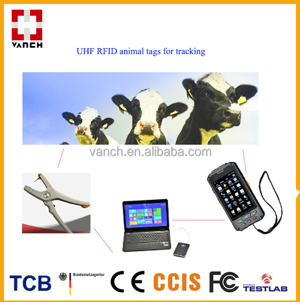 VANCH UHF RFID Animal tracking