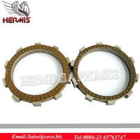 Motorcycle Clutch Fiber BOXER, Top Quality Clutch Disc Rubber HF Brand